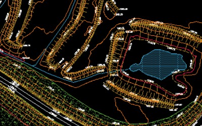 Plans photogrammétriques par drones